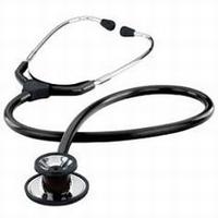 KaWe stethoscoop Colorscop® duo, zwart