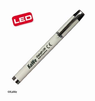 KaWe Cliplight LED, zilver