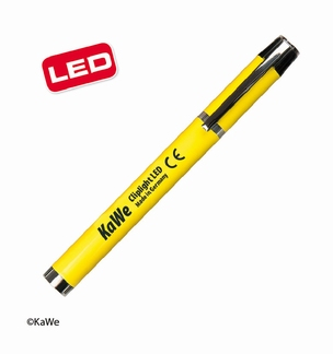 KaWe Cliplight, geel