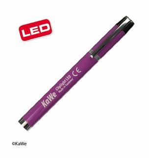 KaWe Cliplight LED, paars