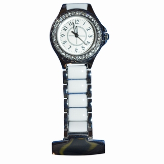 Luxe afgewerkte verpleegkundige horloge; ALK