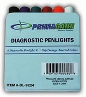 Pupillamjes disposble voordeelpack 6 stuks