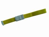Stuwband geel