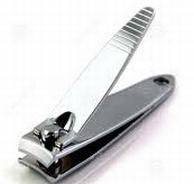 Nagelknipper; klein 4 cm