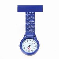 Verpleegkundige klokje met mooie band; Blauw