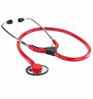KaWe stethoscoop Plano® , rood