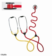 Leerling stethoscoop; Duoscop
