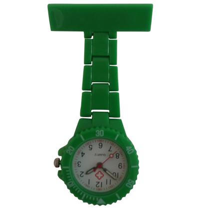 Neon verpleegkundige horloge; groen
