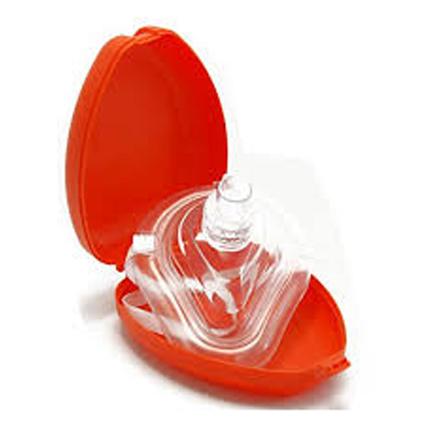 Res-Cue Mask in orange hardcase
