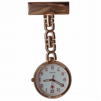 Mooi afgewerkt horloge; Goud