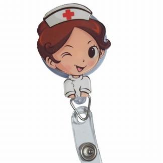 Verpleegkundige Jojo; Verpleegster Knipoog