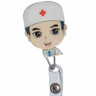 Verpleegkundige Jojo; Verpleeger 2