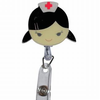 Verpleegkundige Jojo; Verpleegster met staartjes