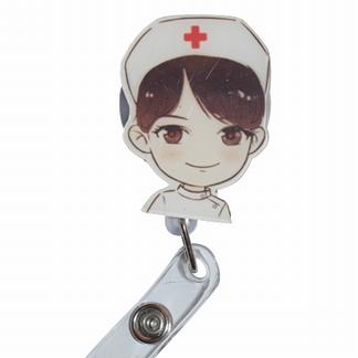 Verpleegkundige Jojo; Verpleegster met kapje