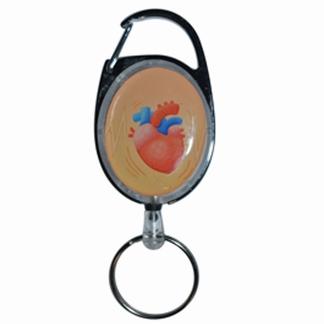 JoJoluxe met afbeelding; Open heart