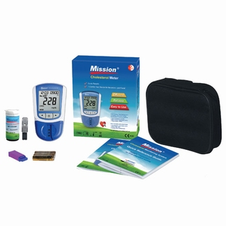 Cholesterol meter ( 3 in 1 test systeem )