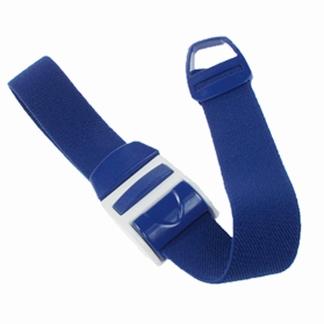Stuwband;  Blauw