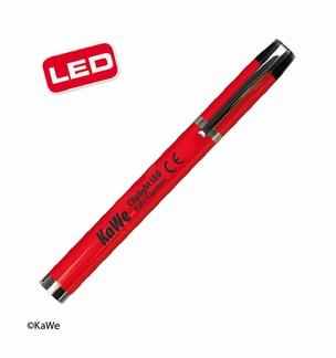 KaWe Cliplight LED, rood
