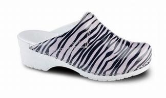 Sanita klomp Wildlife Zebra / Roze