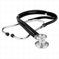 KaWe Rappaport stethoscoop , zwart