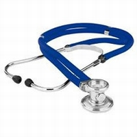 KaWe Rappaport stethoscope, blue