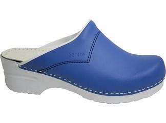 Sanita klomp original model 314, blauw