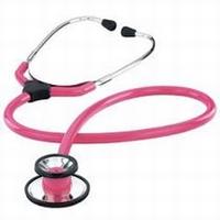 KaWe stethoscoop Colorscop® duo, roze