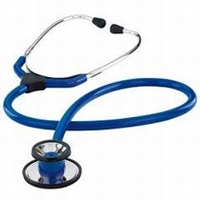 KaWe stethoscoop Colorscop® duo, blue
