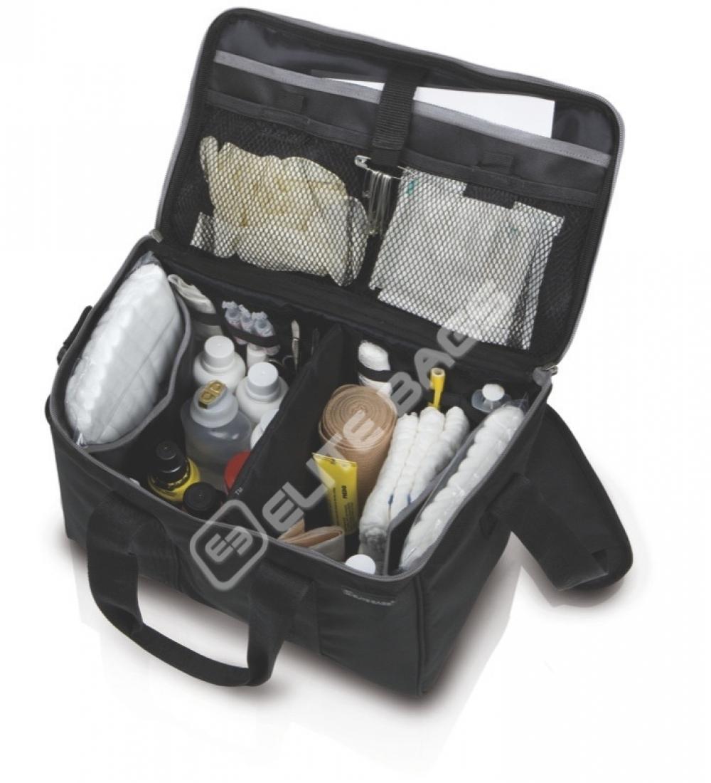 """Praktiche """" eerste hulp"""" tas"""