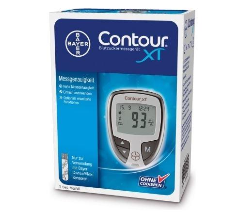 Bloedsuikergehalte meter; Contour XT