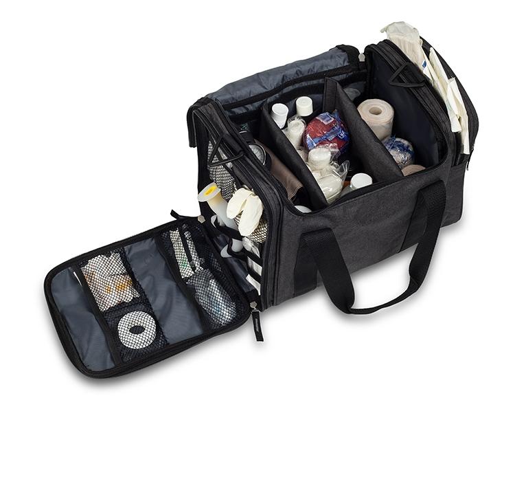 """Eerste hulp tas """"Jumbo's; Antraciet"""
