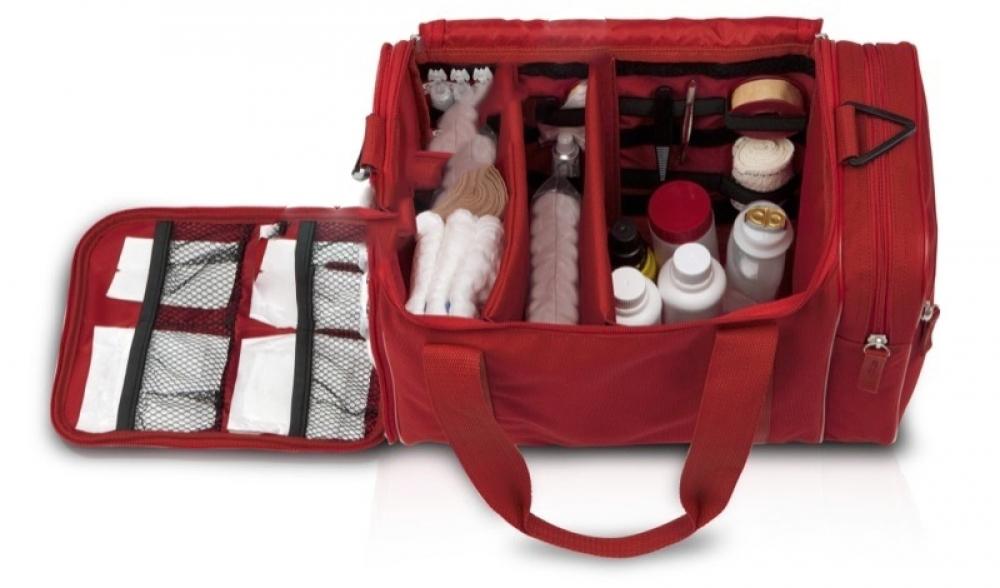 """Eerste hulp tas """"Jumbo's; Rood"""