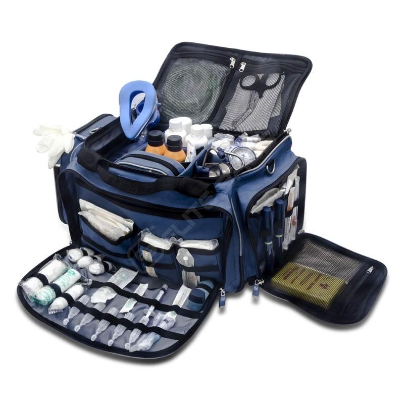 Medische sport tas; Medic's blauw