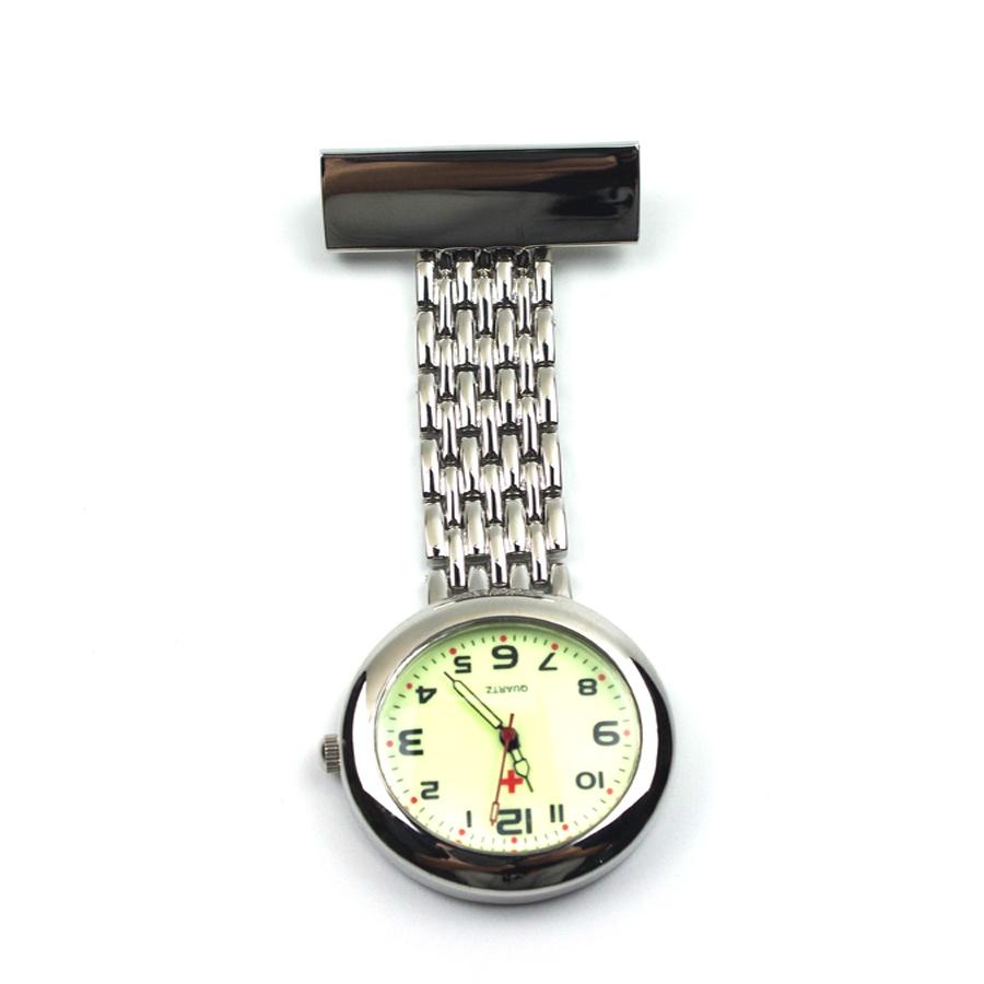 Mooi afgewerkt horloge met Japans uurwerk; Zilver