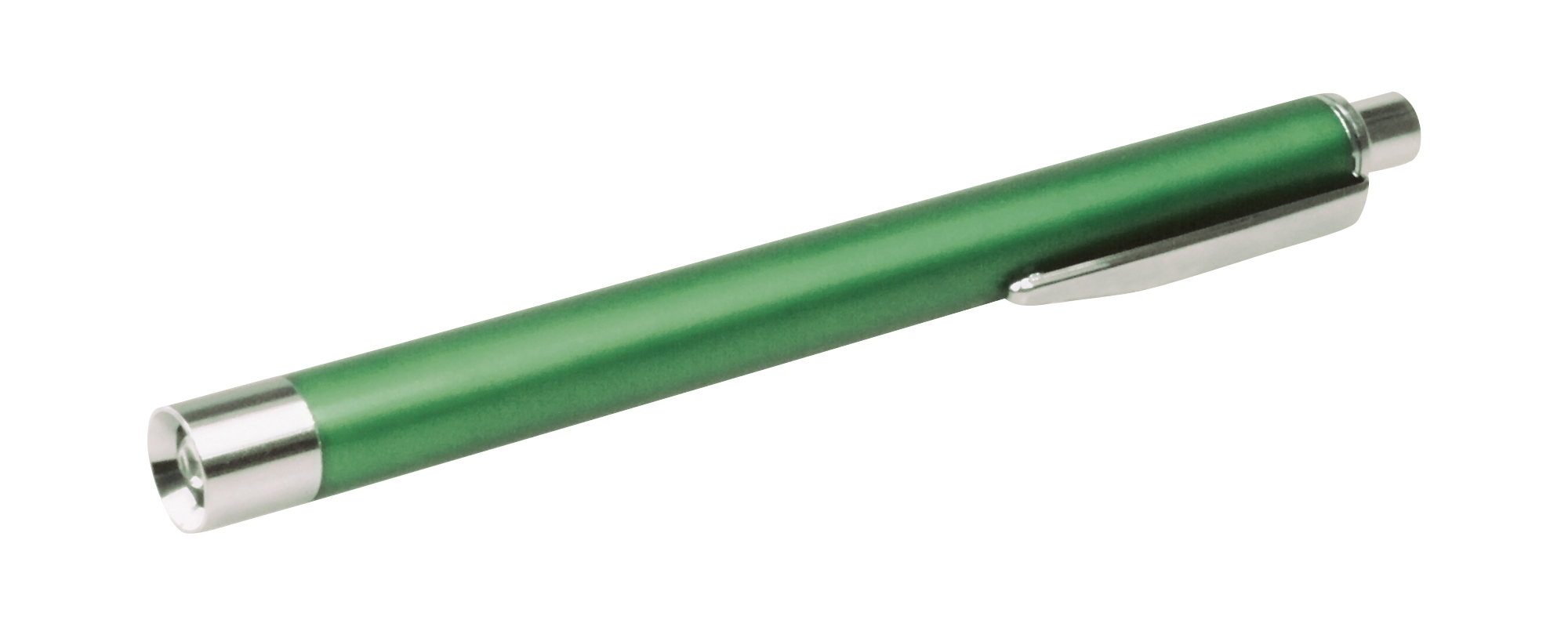 Pupillampje luxe met LED; groen