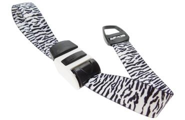 Stuwband;  Zebra