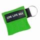 Lifekey in groene sleutelhanger