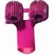 Pennenhouder voor twee pennen; Roze