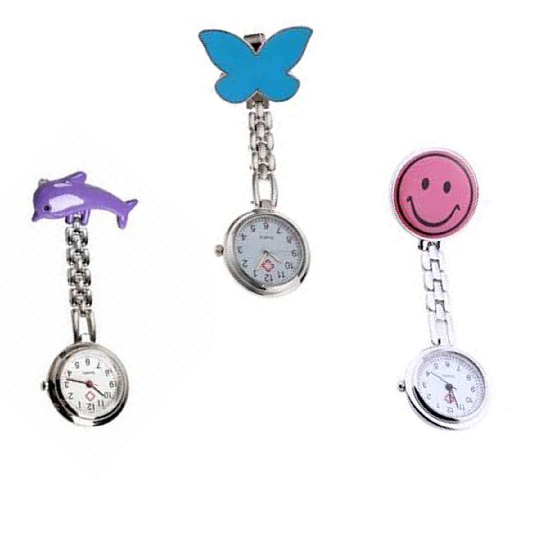 Verpleegkundige klokjes; met figuur