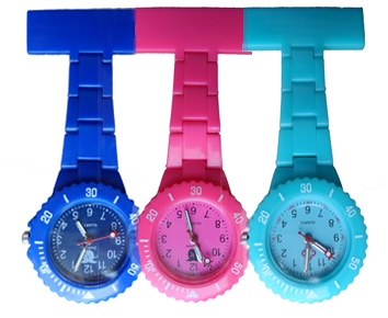 Verpleegkundige klokjes; Neon